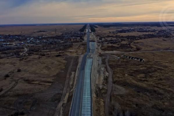 Очень скоро еще 19 километров трассы на Москву станут ровнее и безопаснее