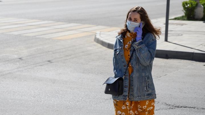 В Красноярском крае за сутки коронавирус выявили у 145 человек