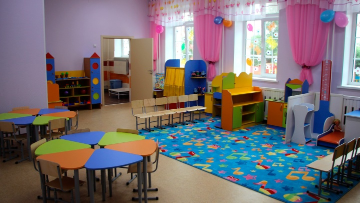 В детском саду №55 ушли на больничный семь воспитателей