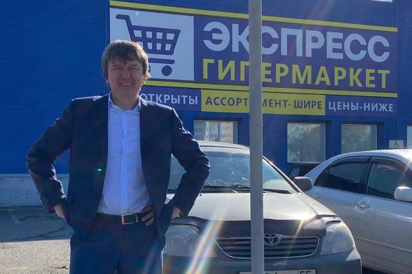 Виктор Шкуренко надеется, что новый магазин вернётся к тому же трафику, которым мог похвастать «НоваТОР» в лучшие годы своего существования