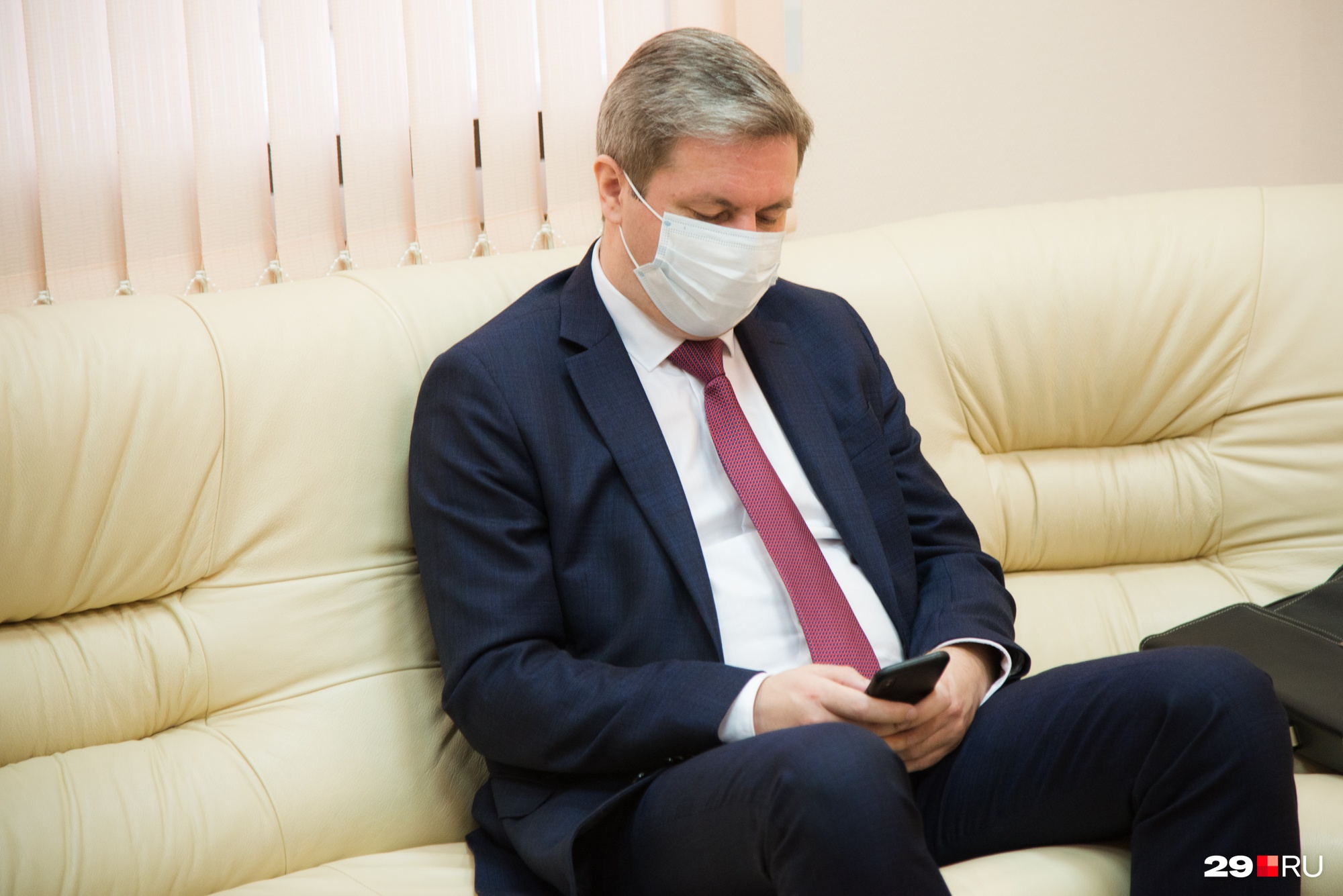 Кандидатуру Дмитрия Морева депутаты поддержали единогласно