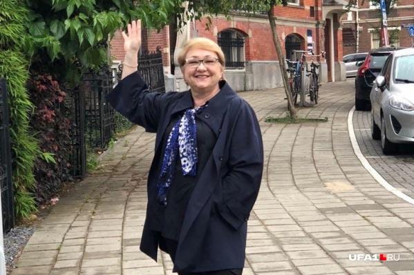 Римма Камалова работает врачом 40 лет