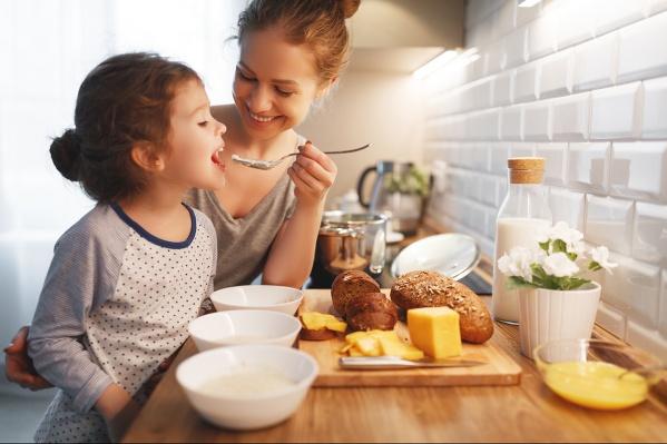 Каша — это полезные завтраки, сытные обеды и вкусные ужины для всей семьи