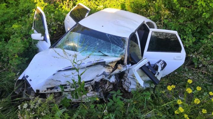 «Пьяный ППСник вылетел на встречную»: сотрудник Росгвардии погиб в ДТП в Челябинской области