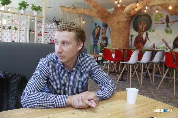 Алексей Овтин,продав собственные заведения, решил заняться консалтингом