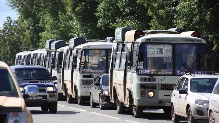 Расписание общественного транспорта в Уфе можно будет посмотреть в приложении