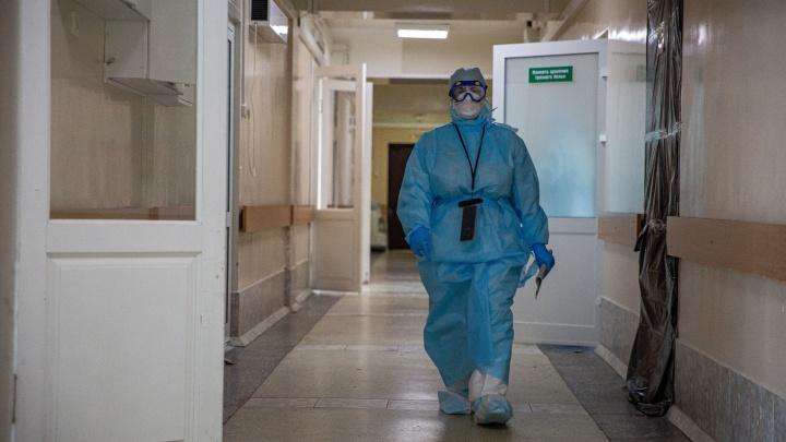 Оперштаб отчитался о 44 новых случаях коронавируса и 5 смертях в Новосибирской области