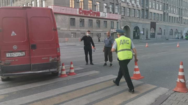Водитель Fiat, врезавшийся в толпу людей в центре Екатеринбурга: «Не могу сказать, кто виноват»