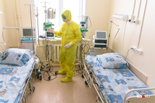 Всего в Прикамье уже 1367 человек заразились коронавирусом