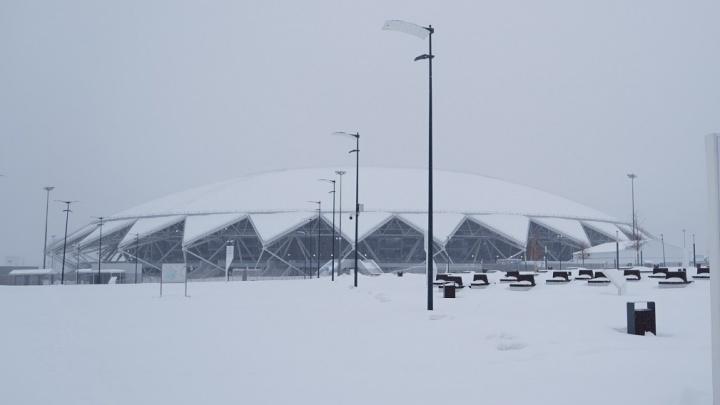 «Самара Арена» подала в суд на подрядчика строительства стадиона