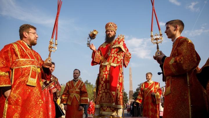 В Комсомольском парке Волгограда построят храм