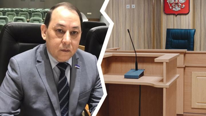 Экс-депутата тюменской гордумы Мурата Тулебаева арестовали до конца июля