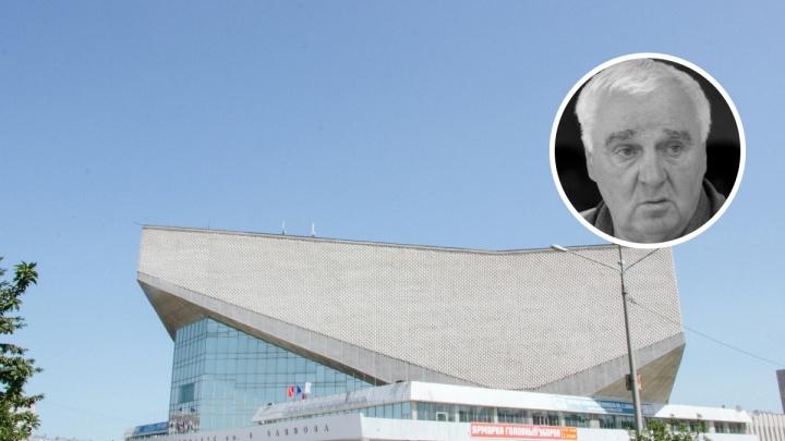 В Омске умер тренер Александра Фролова и Андрея Таратухина