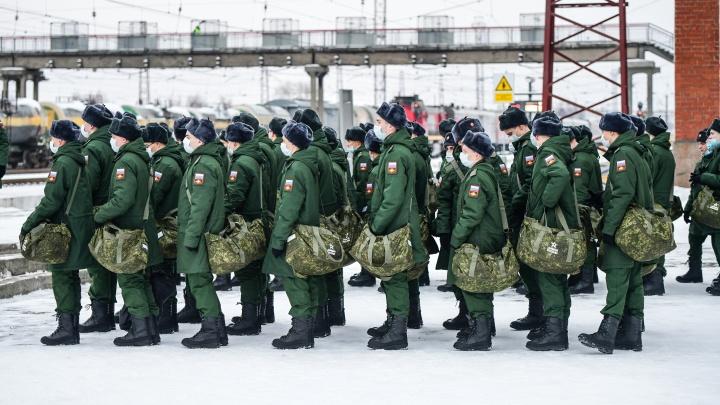«В десант с эпилепсией». Уральские военкоматы воруют призывников?