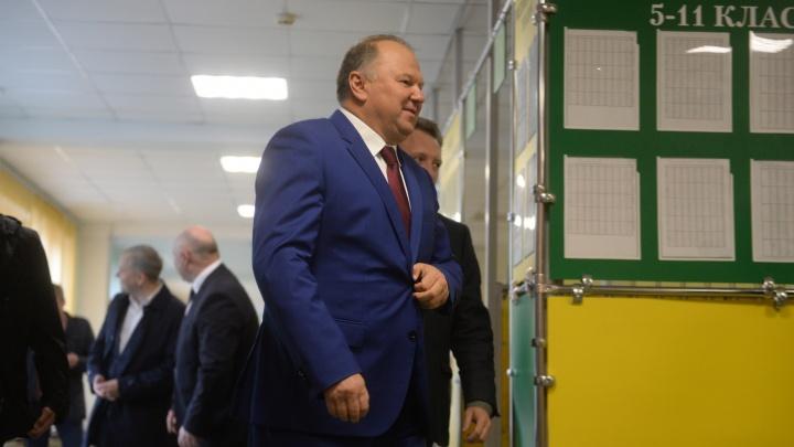 Полпред Цуканов призвал готовиться ко второй волне коронавируса