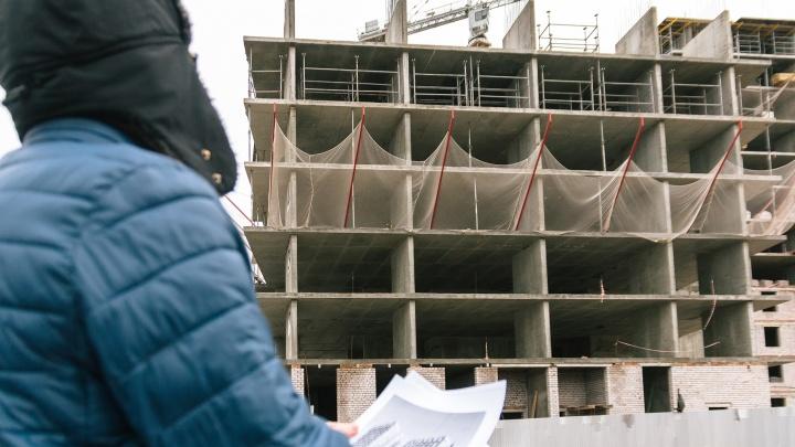 СОФЖИ застроит жильем территорию за ТЦ «Метро»