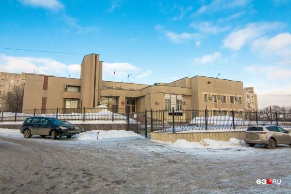 Приговор вынесли в Советском районном суде