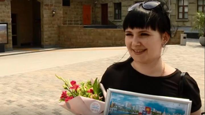 Волгоградка стала 500-тысячной туристкой в Сочи после снятия карантина