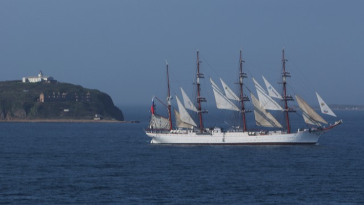 Барк «Седов» пройдёт по Северному морскому пути из Владивостока в Калининград