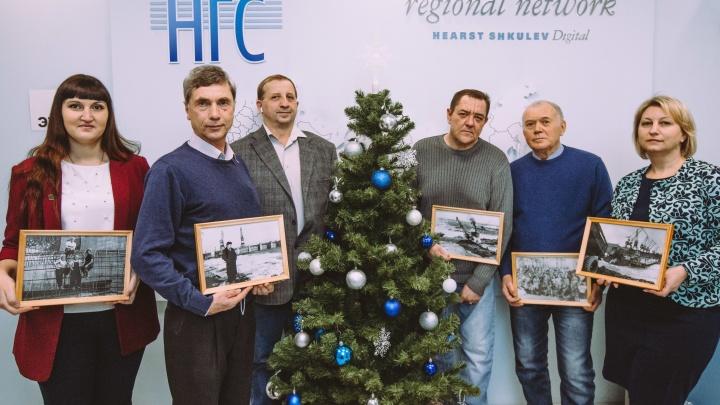 Новосибирская ГЭС наградила участников конкурса редких фото из семейных архивов