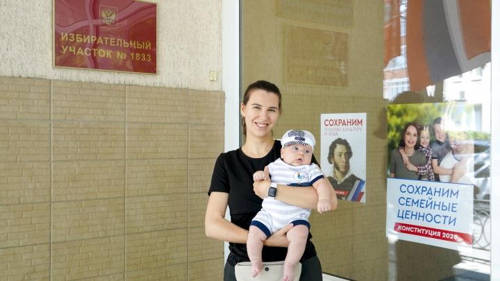 Как голосовали в Ростове-на-Дону: фоторепортаж с избирательных участков