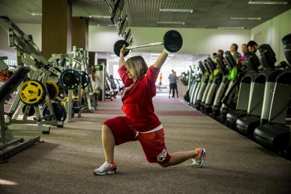 Не все упражнения можно сделать в домашних условиях