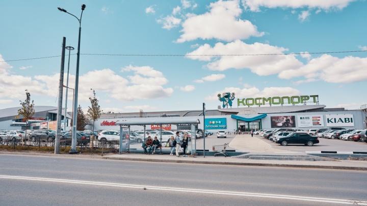 Дезинфекция — каждый час: в «Космопорте» усилили меры профилактики