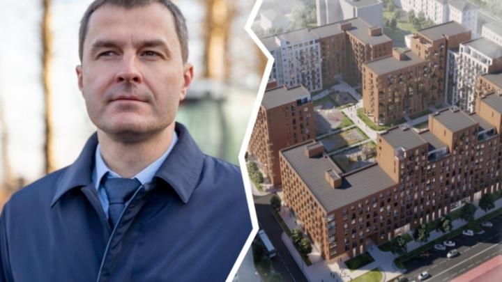 «У меня нет связей с этой компанией»: мэр Ярославля опроверг аффилированность с «Тройкой РЭД»