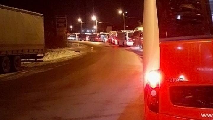 В Перми суд временно закрыл метановую заправку: таких в городе всего четыре и на них заправляются автобусы