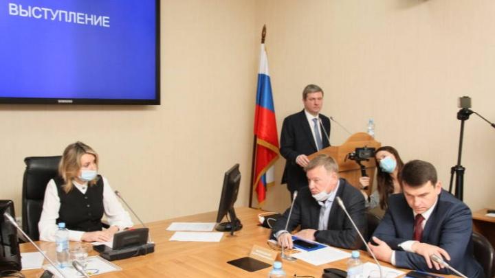 В администрации Архангельска собираются ввести новые должности
