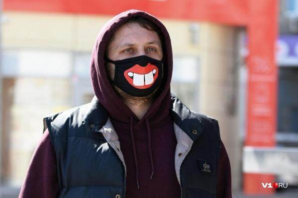 Обязательное ношение масок пока никто не отменял