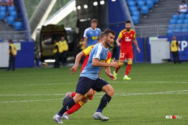 Самарские спортсмены рискуют потерять место в Премьер-лиге