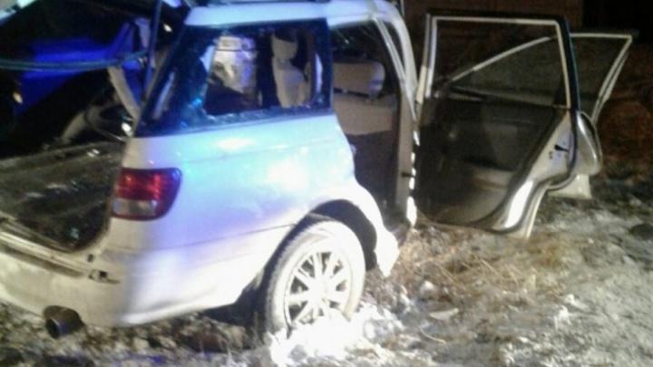 Челябинца отправили в колонию за пьяное ДТП с погибшей девушкой и тремя пострадавшими