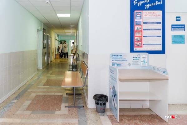 Еще одну больницу закрыли из-за коронавируса