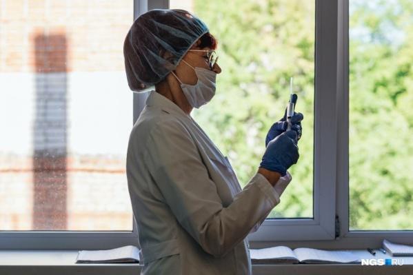 В Зауралье обнаружили новых заболевших коронавирусной инфекцией