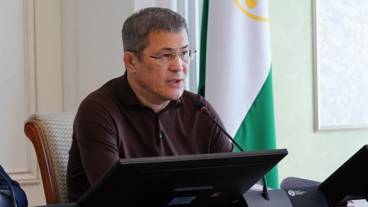 Глава Башкирии определил список тех, кто может штрафовать компании за допущение ЧС