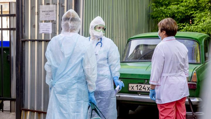 Снижения нет: в оперштабе рассказали, сколько ещё человек за сутки заболели коронавирусом