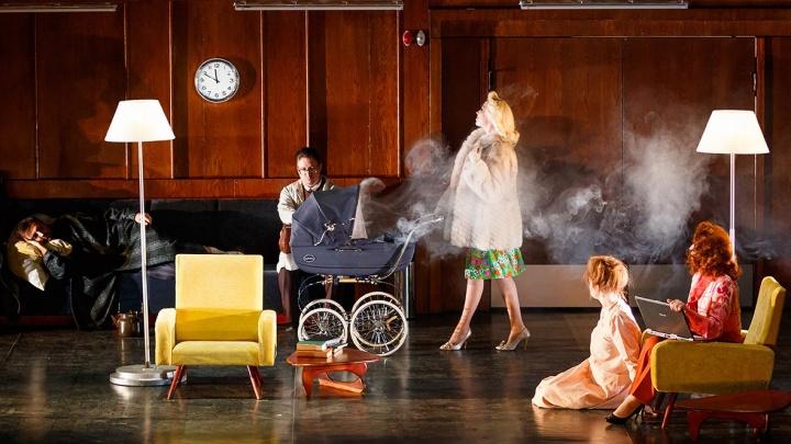 «Урал Опера Балет» взял сразу четыре «Золотых маски»: в этом году — впервые за лучшую оперу