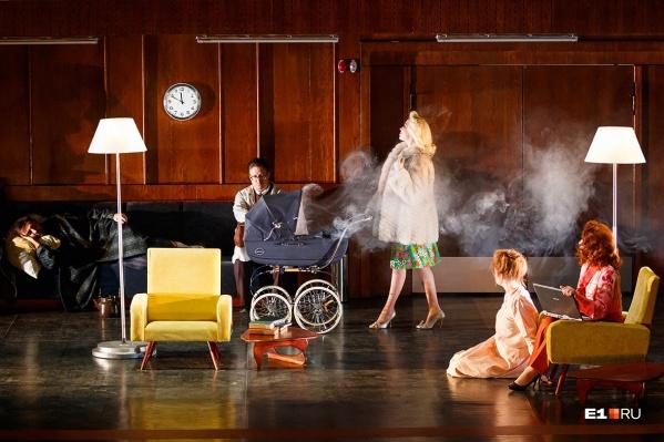 Впервые в истории театр «Урал Опера Балет» взял премию за лучшую оперу —«Три сестры»
