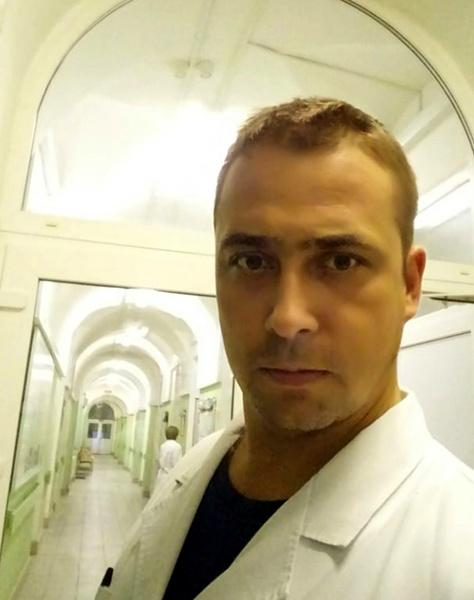 Дмитрий Бабичев<br>