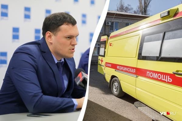 Заявление Николая Алимова вызвало недоумение у читателей V1.RU