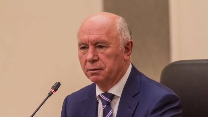 Бывшего губернатора Самарской области не смогли допросить по делу о мошенничестве