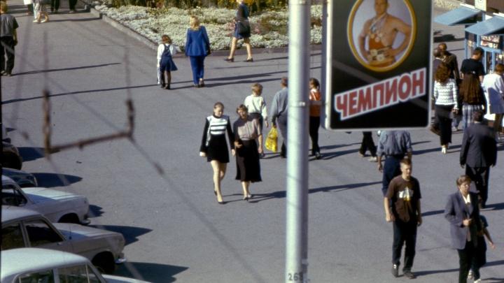 Дети барахолок: новосибирцы показали, как одевались в 2000-х (не верится, что это было недавно)