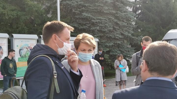 «Не повод для радости, а вызов»: Екатерина Сибирцева прокомментировала свое назначение вице-мэром