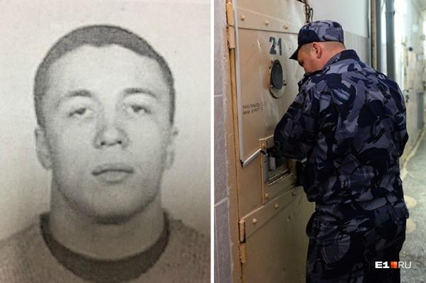 Андрей Колосов был многократно судим за грабежи, кражи и причинение тяжкого вреда здоровью людей