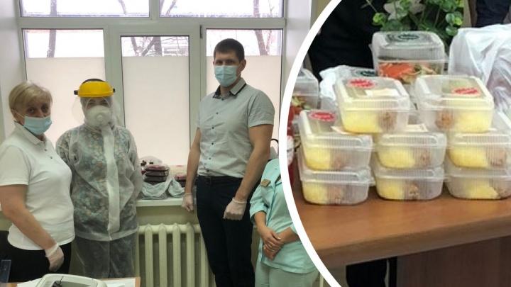 «Молимся, чтобы не закрыли». Тюменский ресторатор — о второй волне пандемии и том, как кормит врачей обедами
