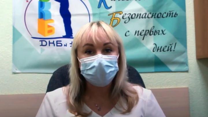 «Принимают по 80–90 человек в день»: кемеровский врач — о том, в каких условиях работают медики