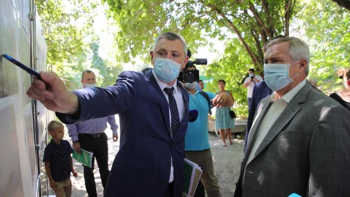 Голубев дал два года властям Ростова на проектирование новой ливневки