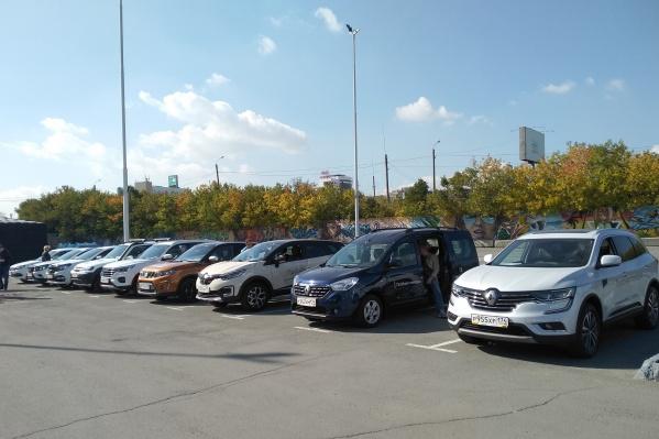 Действие госпрограмм распространяется на весь модельный ряд автомобилей Lada, Renault, УАЗ