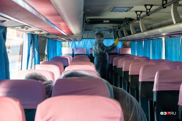 Уехать на автобусе из Челябинска в Уфу или Пермь сегодня уже не получится